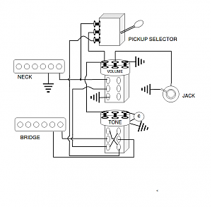 Series / Parallel & Phase Switching with Push-Pull Pots