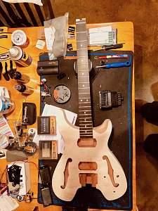 Click image for larger version.  Name:GuitarBuild01 - 1.jpg Views:51 Size:315.2 KB ID:31105